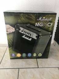 Amplificador Guitarra Novo 500 reais! Marshall MG15