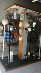 Estoque de Materiais de Iluminação - Urgente
