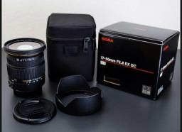 Lente Sigma 17x50mm