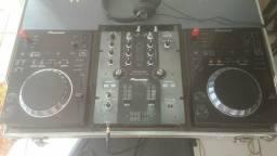 CDJ 350+Mixer Djm 250 Pioneer