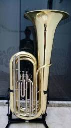 Tuba 4/4 Ascent Sib Personalizada - Aceito trocas / Parcelo 12x