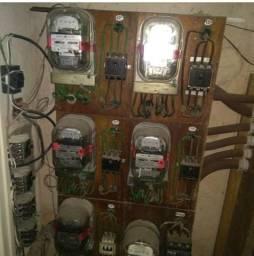 Eletricista credenciado CREA