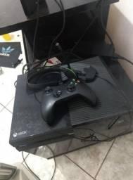 Xbox One 4 jogos+ tv 28 Polegadas/ troco por pc gamer