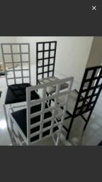 Cadeiras da Tokstok de ferro