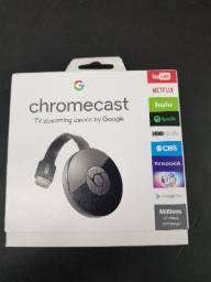 Chromecast 2 deixe sua tv smart