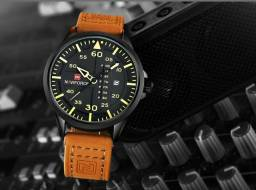 Relógio Super Luxo Naviforce NF9074
