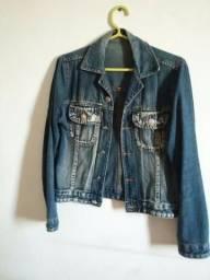 Jaqueta jeans feminina nova veste do 38 ao 44