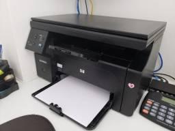 Impressora Multifuncional Hp Laser M1132 Mfp