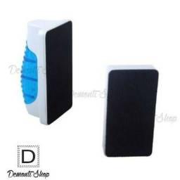 Limpador Magnético Flutuante P/ Limpeza Do Vidro Do Aquário