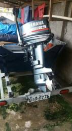 Motor de popa - 2002