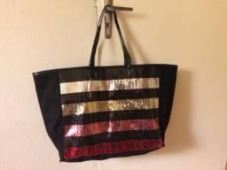 2 Bolsas Victoria's Secret Novas e Originais - Com Etiqueta