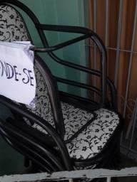 Jogo de cadeiras terraco