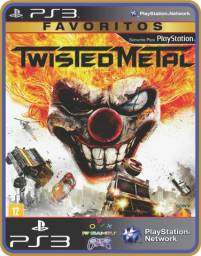 Título do anúncio: Ps3 Twisted Metal
