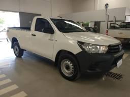 Toyota Hilux CS 2.8 4X4 Chassi MT - 2017