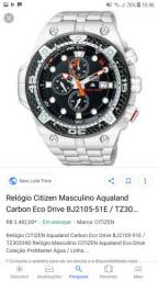 ead960d4633 Aqualand citzen carbon ok relogio