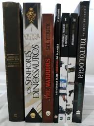 Vende-se livros em ótimo estado