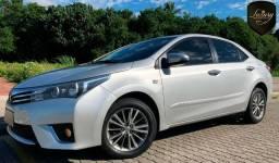 Toyota Corolla XEi Automático Couro Cinza