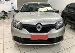 Renault Logan Authentique 1.0 2018 completo! - 2018