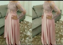 Vestido Rosê - Parcelo