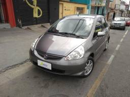 Fit S 1.5 Completo C/Couro 2008 IPVA 2020 PAGO