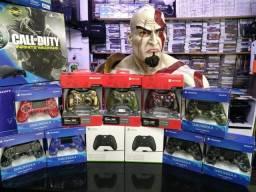 Controles Xbox One s original lacrado (Carlão games Bangu)