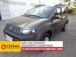 Fiat Uno Way 1.4 Flex - 2012