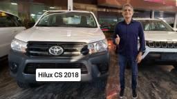 HILUX CABINE SIMPLES 2018 BRANCA
