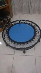 Cama elástica trampolim jump
