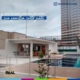 Real Dom Pedro, 2 quartos com suíte, 1 vaga, Umarizal