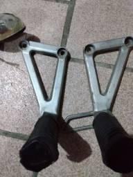 Bacalhau com pedaleira modelo universal
