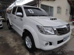 Hilux SRV 4x4 Diesel 3.0 Automática 2013/2013