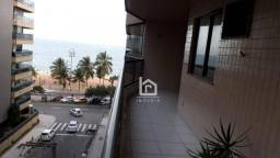 4 quartos com 180m² e linda vista na quadra do mar da Praia da Costa