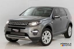Land Rover Discovery Sport 2.0 SI4 HSE 2016 Cinza