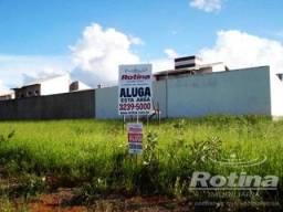 Terreno para aluguel, Alto Umuarama - Uberlândia/MG