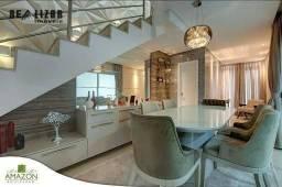 Casa com 3 Suítes, 4 banheiros, espaço para lazer privativo em condominio a 150 m do shopp