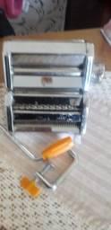 Máquina de fazer massas, macarrão caseiro