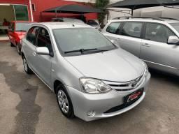 Toyota Etios XS 1.3 2013