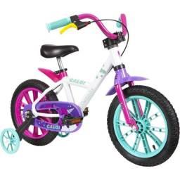 Bicicleta Caloi Cecizinha Aro 14 Nathor