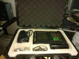 Detector de falhas ultrassônico