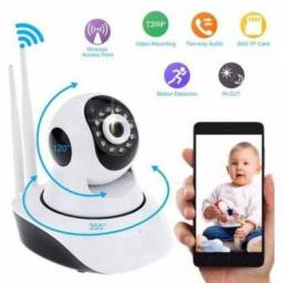 Câmera IP Robozinho Babá Eletrônica- Fazemos Entregas