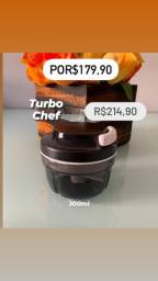 Turbo chef preto tupperware