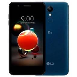 Lg K9 bem conservado e sem marcas de uso