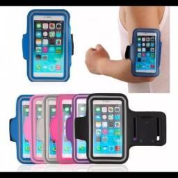 Abraçadeira suporte para celular Iphone 6G 5.5