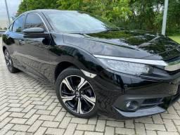 Honda Civic Turbo 2017 Blindado
