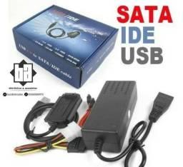 Adaptador USB para HD Sata 45,00