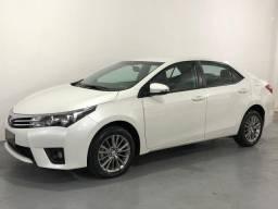 Toyota Corolla Xei 2.0 AUT 2017 Branco Perolizado