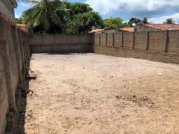 Terreno 360m² murado em Ipioca