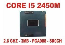 Processador Intel I5 2450m