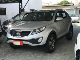 Kia Motors Sportage EX 2013 Automático aceitamos trocas e financiamos