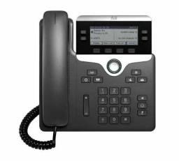 Telefone Ip Cisco 7821 P/n: Cp-7821-k9